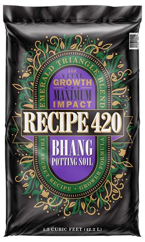 RECIPE 420 BHANG POTTING SOIL