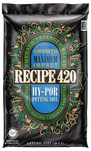 RECIPE 420 HY-POR POTTING SOIL
