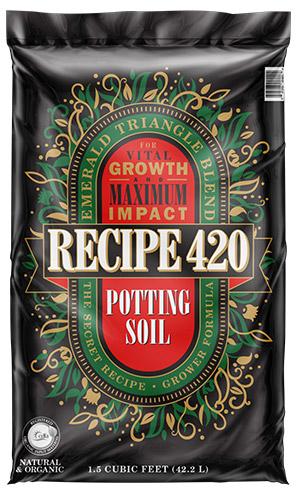 RECIPE 420 POTTING SOIL